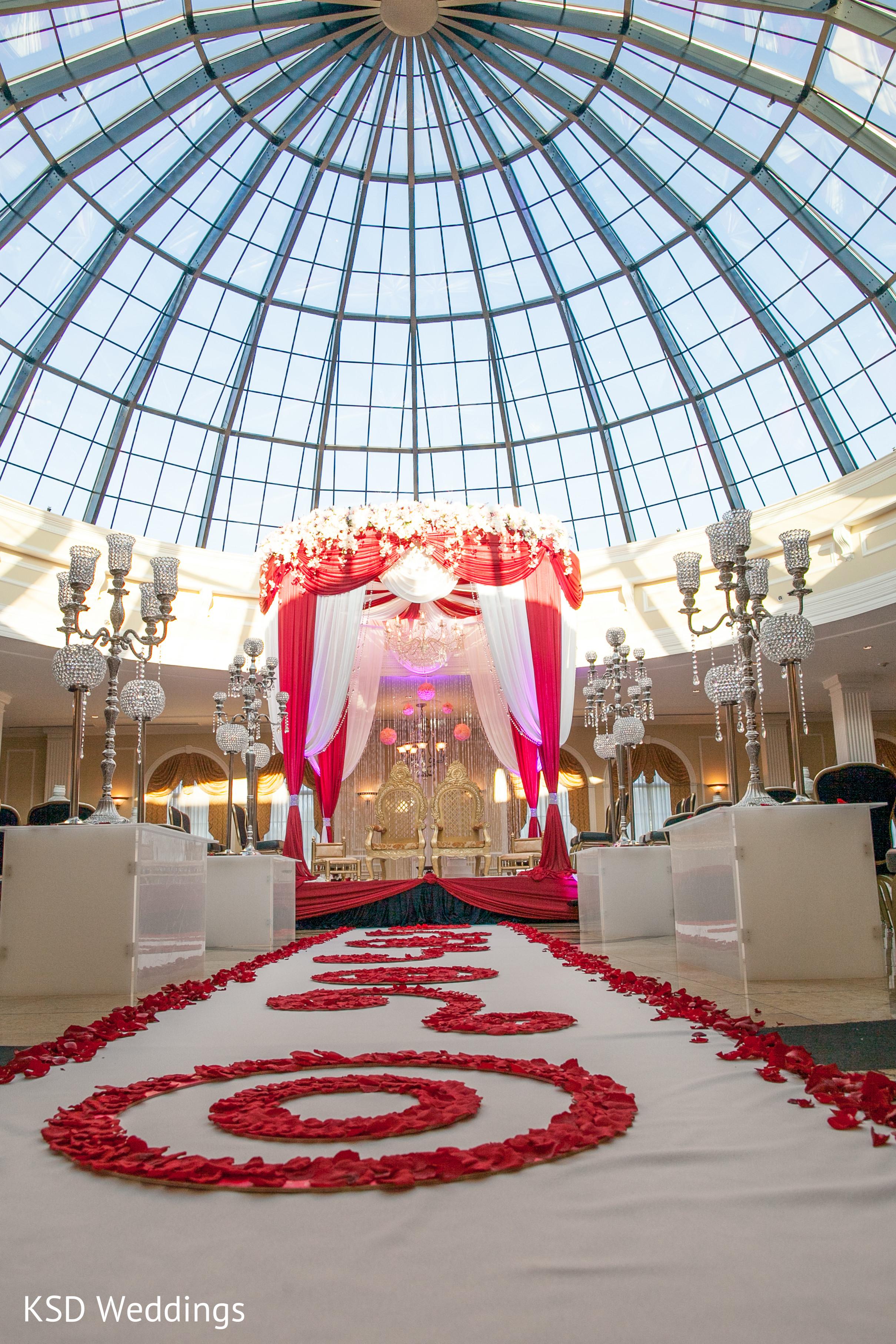 Hindu Wedding Decor Gallery Decoration Ideas