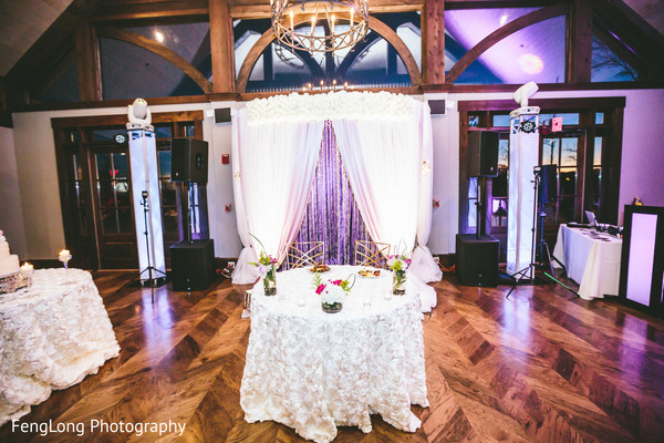 Reception in Atlanta, GA Pakistani Wedding by FengLong Photography
