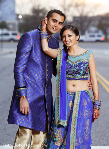 Portraits in Virginia Beach, VA Indian Wedding by Keith Cephus Photography