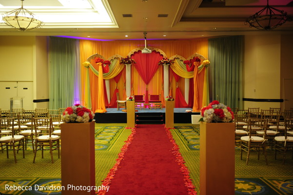 ceremony,destination indian weding,mandap