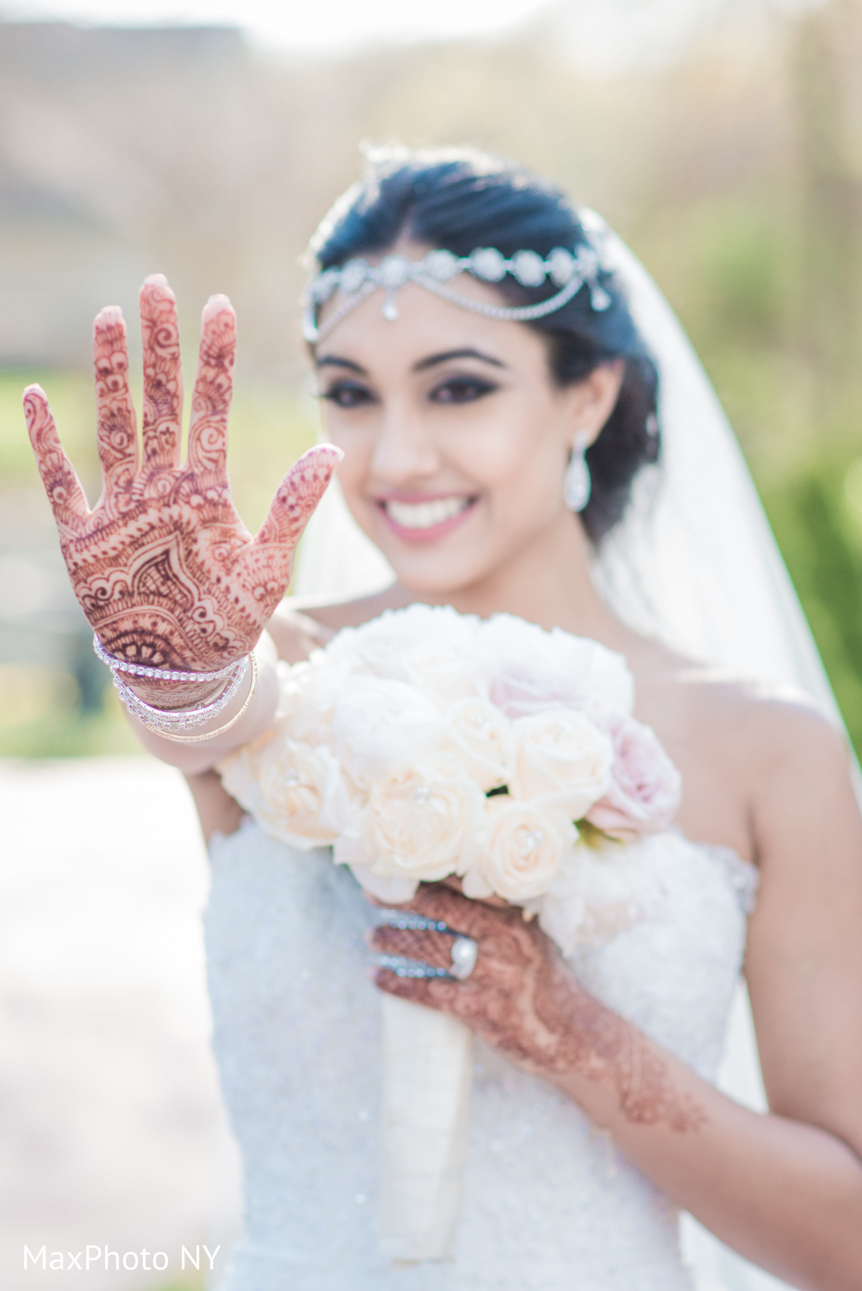 Portraits in woodbury ny indian fusion wedding by for Indian jewelry in schaumburg il