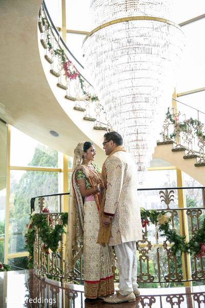 Portraits in Great Neck, New York Indian Wedding by KSD Weddings