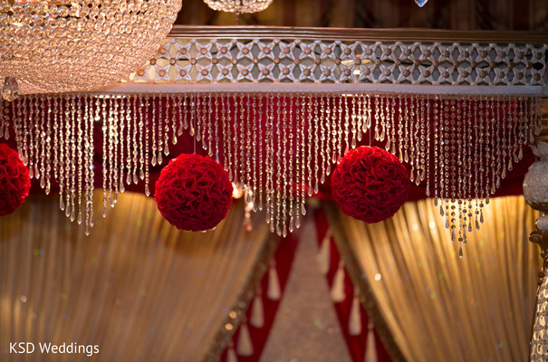 Ceremony in Great Neck, New York Indian Wedding by KSD Weddings