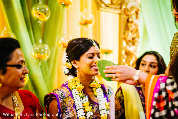 Pre-Wedding Celebration in Dallas, TX Indian Wedding by William Bichara Photography