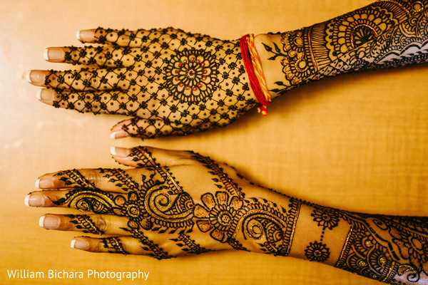 Mehndi in Dallas, TX Indian Wedding by William Bichara Photography