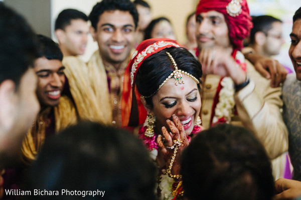Ceremony in Dallas, TX Indian Wedding by William Bichara Photography