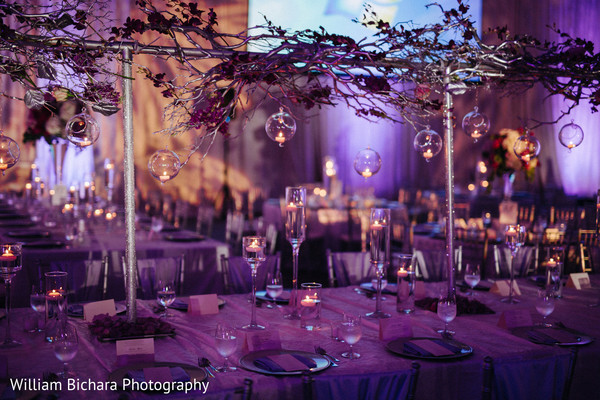 Floral & Decor in Dallas, TX Indian Wedding by William Bichara Photography