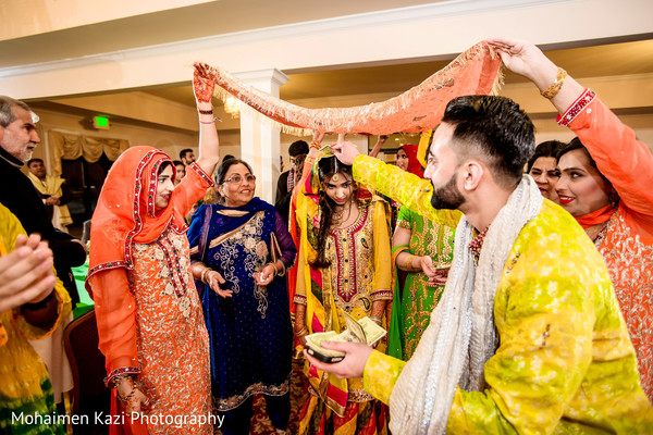 Mehndi Night in Linthicum Heights, MD South Asian Wedding by Mohaimen Kazi Photography