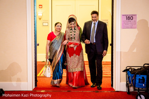 Ceremony in Linthicum Heights, MD South Asian Wedding by Mohaimen Kazi Photography