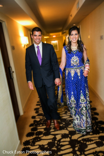 Reception in Greenville, SC Indian Wedding by Chuck Eaton Photographers