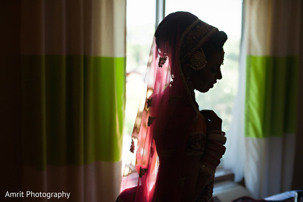 Getting Ready in Carteret, NJ Sikh Wedding by Amrit Photography