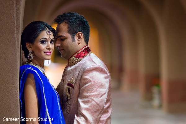 Sangeet in Phoenix, AZ Indian Wedding by Sameer Soorma Studios