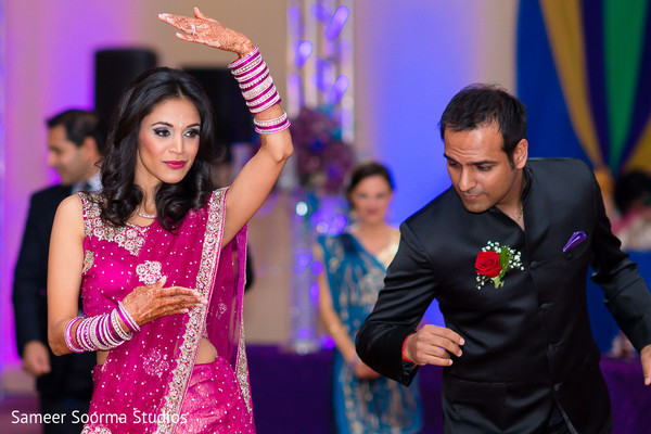 indian fusion wedding reception,indian bridal hair and makeup