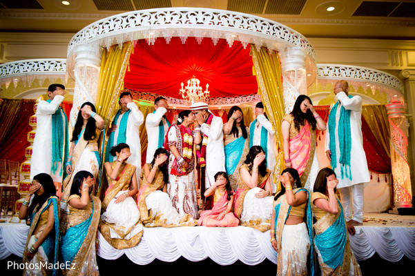 Portraits in Dover, DE Indian Wedding by PhotosMadeEz