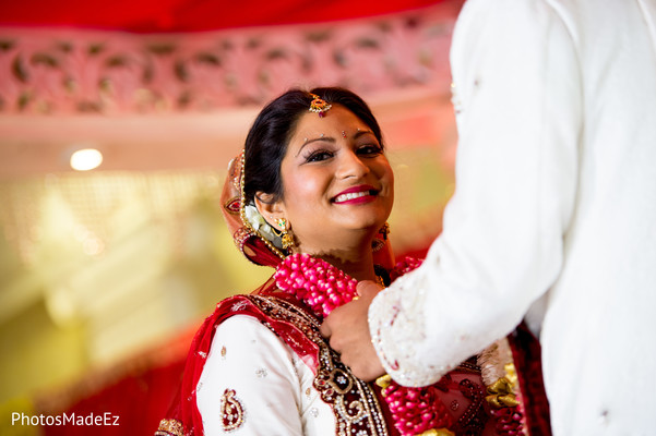 Ceremony in Dover, DE Indian Wedding by PhotosMadeEz