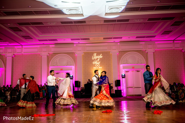 Reception in Dover, DE Indian Wedding by PhotosMadeEz