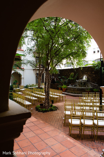 Venue in San Antonio, TX Indian Fusion Wedding by Mark Sobhani Photography