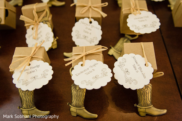 Wedding Favors in San Antonio, TX Indian Fusion Wedding by Mark Sobhani Photography