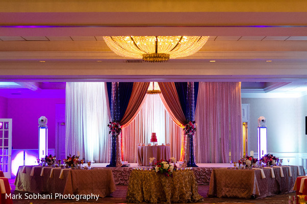 Floral & Decor in San Antonio, TX Indian Fusion Wedding by Mark Sobhani Photography