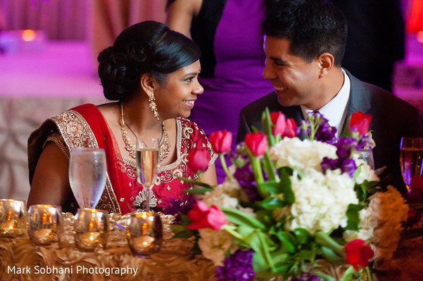 Reception in San Antonio, TX Indian Fusion Wedding by Mark Sobhani Photography