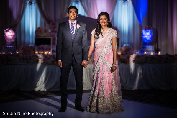 indian wedding portraits,reception sari,indian weddings,indian bridal hair and makeup