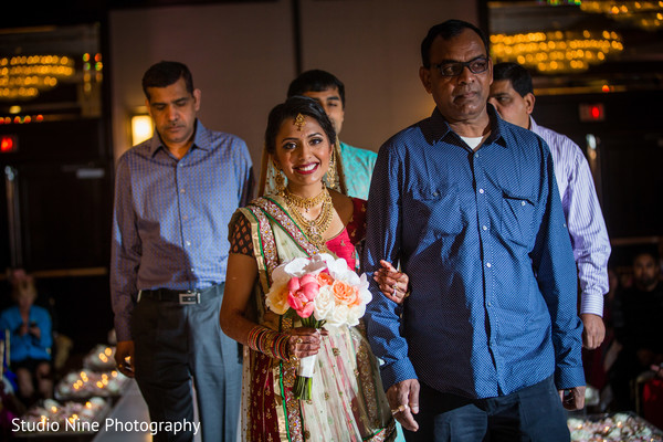 Ceremony in Princeton, NJ Indian Wedding by Studio Nine Photography