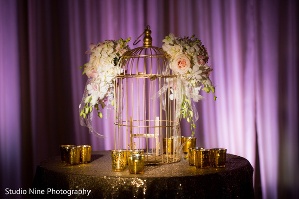 Reception in Princeton, NJ Indian Wedding by Studio Nine Photography