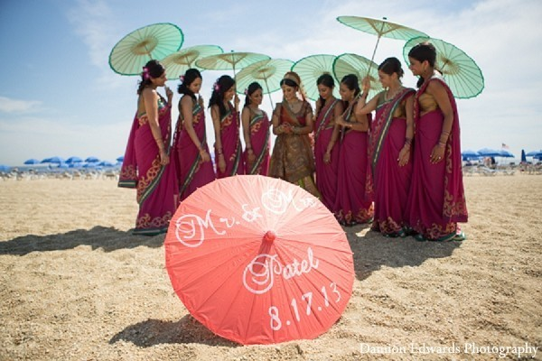 Photo in 10 Unique Bridal Party Portrait Ideas!