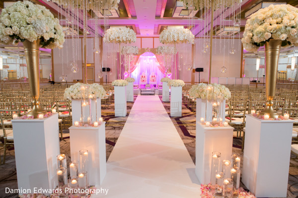 ceremony in princeton nj indian wedding by damion edwards photography maharani weddings. Black Bedroom Furniture Sets. Home Design Ideas