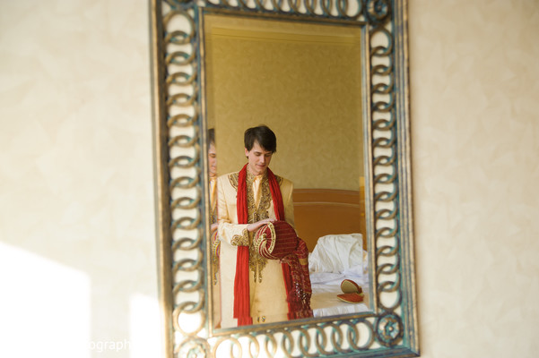 indian groom getting ready,indian bride getting ready
