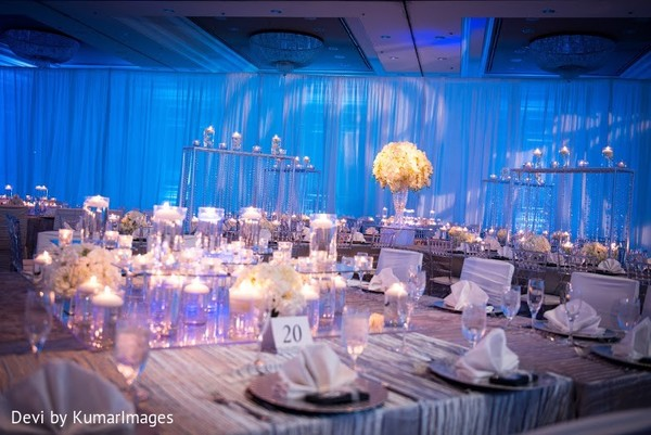 Reception in Sugar Land, TX Indian Wedding by Devi by KumarImages