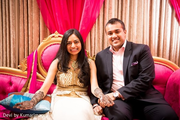 Mehndi Party in Sugar Land, TX Indian Wedding by Devi by KumarImages