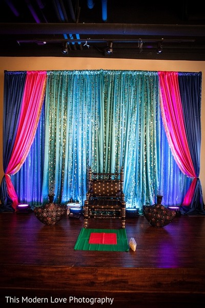 Floral & Decor in Atlanta, GA South Asian Wedding by This Modern Love Photography
