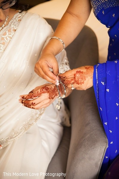 Getting Ready in Atlanta, GA South Asian Wedding by This Modern Love Photography