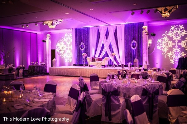 Atlanta ga south asian wedding by this modern love for Asian wedding room decoration