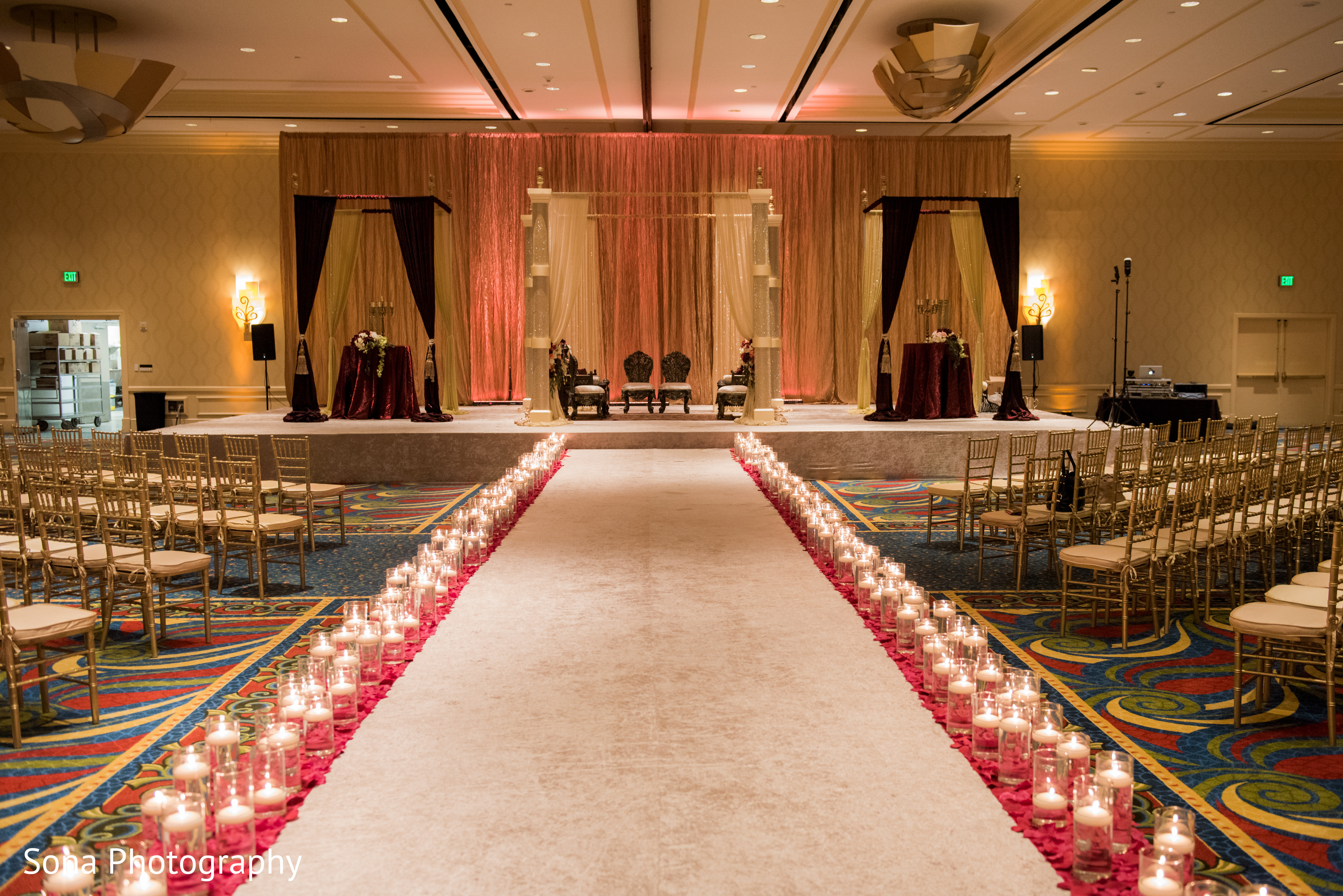 Ceremony in orlando fl indian wedding by sona photography for Indian jewelry in schaumburg il