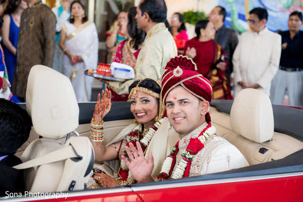 Ceremony in Orlando, FL Indian Wedding by Sona Photography