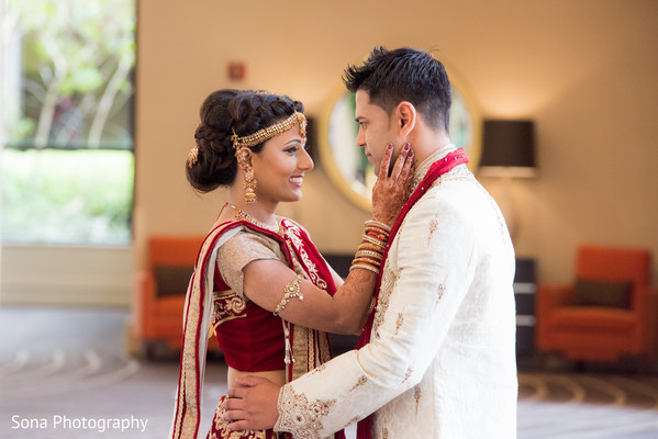 Portraits in Orlando, FL Indian Wedding by Sona Photography