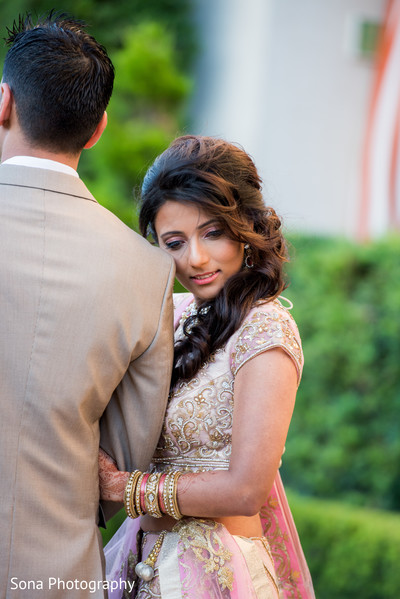 indian wedding portraits,indian bridal hair and makeup