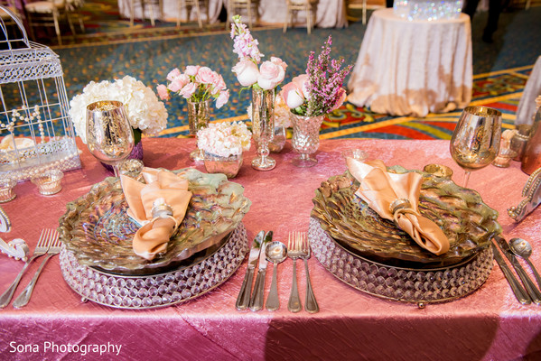 indian wedding reception floral and decor,indian weddings