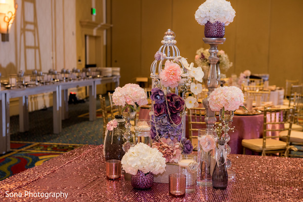Reception in Orlando, FL Indian Wedding by Sona Photography