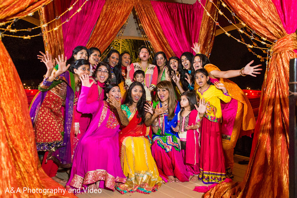 Pre-Wedding Celebrations in Houston, TX Indian Wedding by A&A Photography and Video