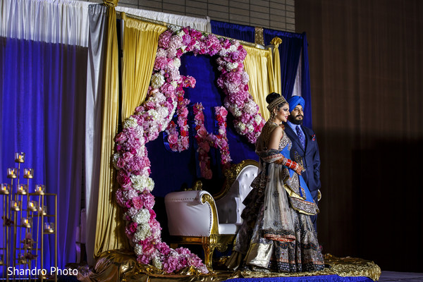 reception,reception decor,floral and decor,sweetheart stage,reception fashion