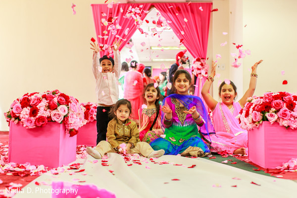 Ceremony in Long Island, NY Sikh Wedding by Nadia D. Photography