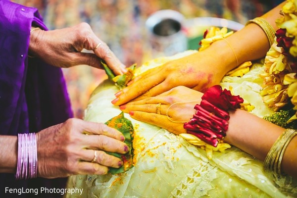 Pre-Wedding Celebration in Hilton Head Island, SC Indian Wedding by FengLong Photography