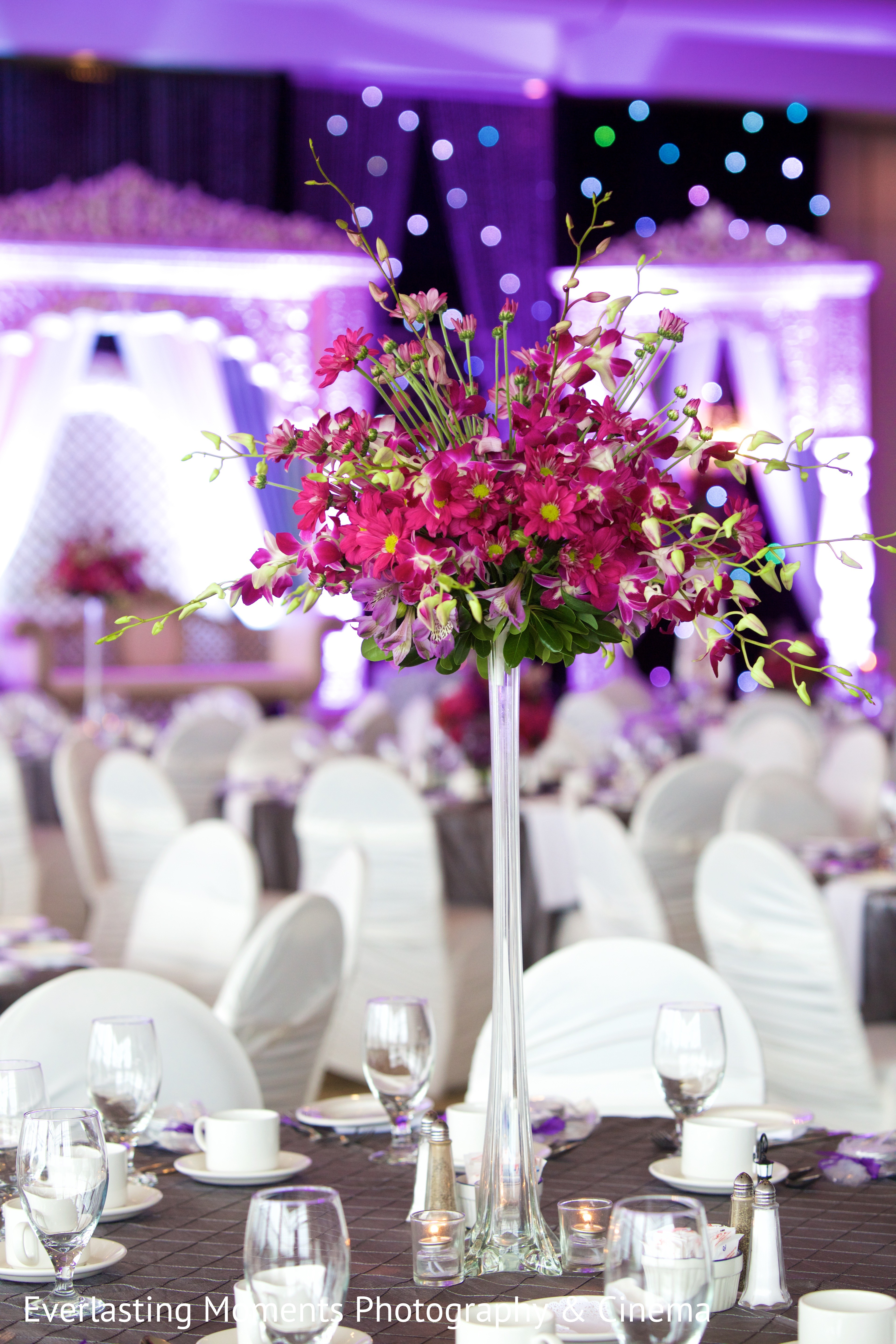 Reception in ontario canada indian wedding by everlasting for Indian jewelry in schaumburg il