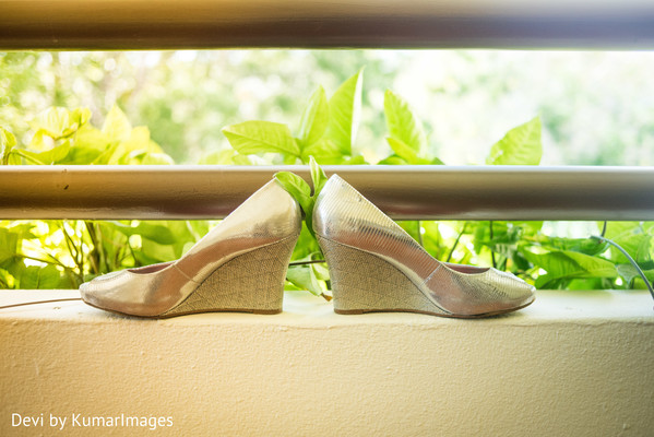 Shoes in Costa Rica Indian Fusion Destination Wedding by Devi by KumarImages