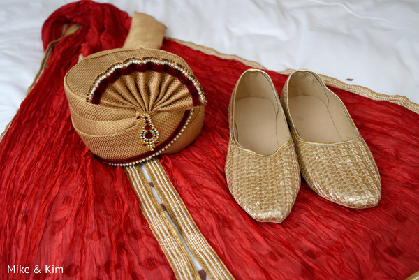 headpiece,indian wedding shoes,indian groom fashion
