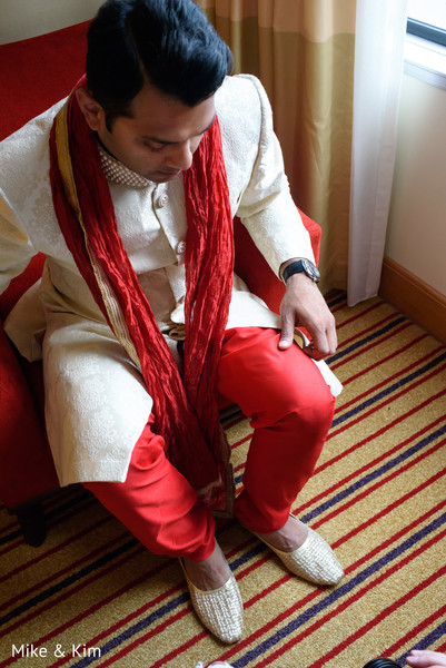 indian bride getting ready,indian groom fashion,indian wedding shoes,indian groom sherwani