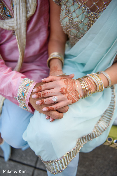 Sangeet in Columbus, OH Indian Fusion Wedding by Mike & Kim LLC